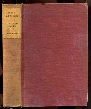 SOLDIERS THREE, UNDER THE DEODARS (Edition De: Kipling Rudyard