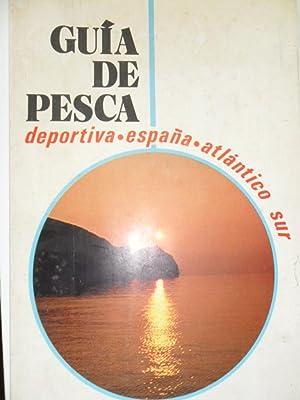 Guia De Pesca Deportiva Espana Atlantico Sur: Massuti Oliver, Miguel