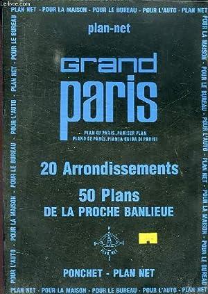 carte routiere ponchet nouvelle edition carte detaillee 12 banlieue paris