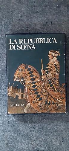 LA REPUBBLICA DI SIENA. Presentazione di Roberto: PECCHIOLI Arrigo.