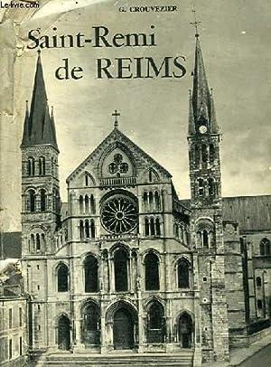 SAINT REMI DE REIMS: G. CROUVEZIER