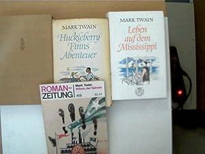 4 Bücher vom Autor Mark Twain in: Twain, Mark:
