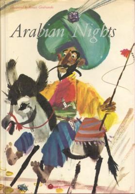 Arabian nights, illustrated by Janusz Grabianski.