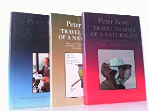 Travel Diaries of a Naturalist. Hier in 3 Bänden komplett ! 1. Australia, New Zealand, New Guinea, ...