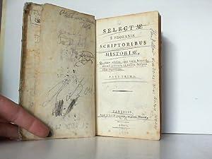 Selectae e Profanis Scriptoribus Historiae Quibus admista: Heuzet, Jean: