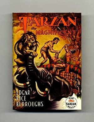 Tarzan the Magnificent - 1st Edition