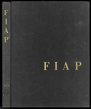 FIAP 1960. Fédération Internationale de l'Art Photographique.