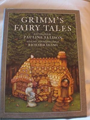 Grimm's Fairy Tales, illustrated by Pauline Ellison: Adams, Richard