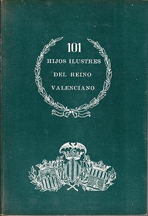 101 HIJOS ILUSTRES DEL REINO VALENCIANO: Vicente Añon Marco ( Dirección )