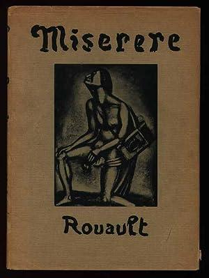 Miserere: Rouault, Georges