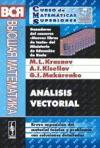 Análisis vectorial. Breve exposición del material teórico: Krasnov, Mijaíl Leóntievich,