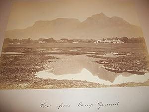 19th Century Photograph Album of Original and: Groom, William Charles