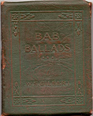Bab Ballads, the: Little Leather Library, Redcroft: Glibert, W. S.