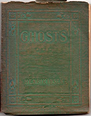 Ghosts: Little Leather Library, Redcroft Edition: Ibsen, Henrik