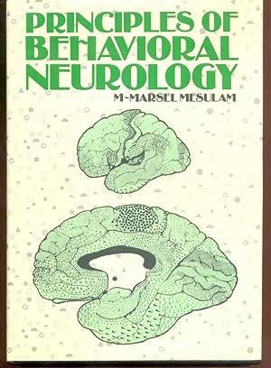 Principles of Behavioral Neurology: Mesulam, M-Marsel