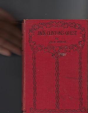 Jack Clinton's Quest: Hurst, Jack