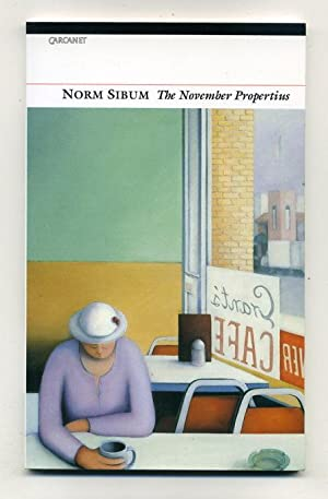 The November Propertius: Sibum, Norm