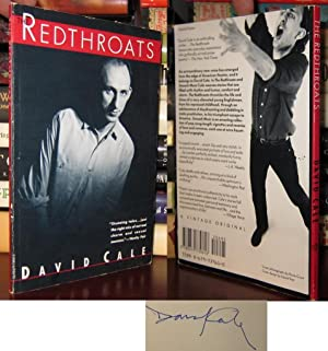 THE REDTHROATS [ Signed 1st ] Signed: Cale, David