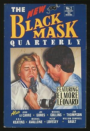 The New Black Mask Quarterly: Number 2: LEONARD, Elmore, John