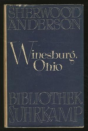 Winesburg, Ohio: Roman um eine kleine Stadt: ANDERSON, Sherwood