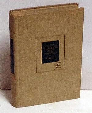Anthology of American Negro Literature: Watkins, Sylvestre C.,