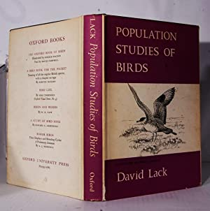 Population Studies of Birds.