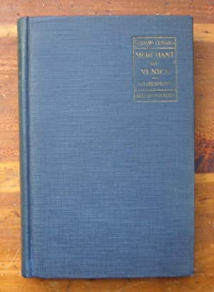 The Merchant of Venice.: Shakespeare, William.