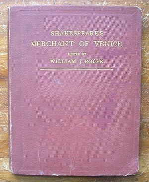 Merchant of Venice. [comedy]: Shakespeare, William.