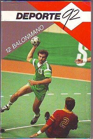 DEPORTE 92. BALONMANO.: HUGUET I PARELLADA