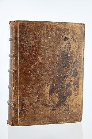 MYTHOLOGIE, c'est-à-dire explication des fables, contenant les: CONTI Natale