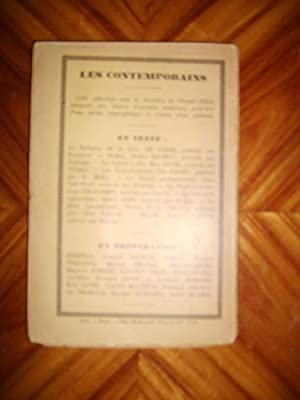 La bête conquérante.: MAC ORLAN (Pierre)