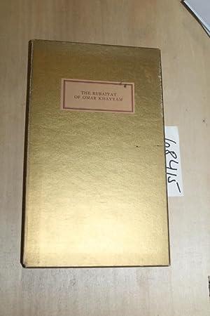 The Rubaiyat of Omar Khayyam folio: Fitzgerald, Edward
