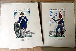 Artilleur de France.: Colonel XXX. Camille P. Josso.