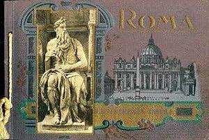 Ricordo di Roma: Centotrenta Tavole: Vedute, Pittura,: Attilio Scrocchi Editore
