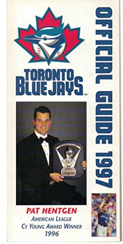 Toronto Blue Jays Official Guide 1997