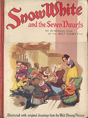 SNOW WHITE AND THE SEVEN DWARFS. Adapted: WALT DISNEY -