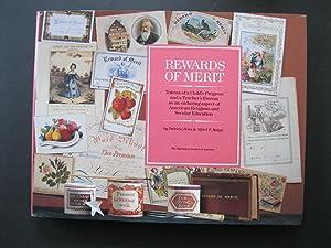 REWARDS OF MERIT: Fenn, Patricia &