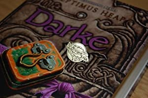 Darke Signed Signed Lined and Pre-publication Dated with Matching Bookmark and Exclusive Spitfyre...