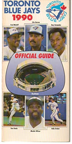 Toronto Blue Jays Official Guide 1990