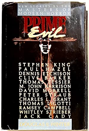Prime Evil: New Stories by the Masters: Winter, Douglas E.,
