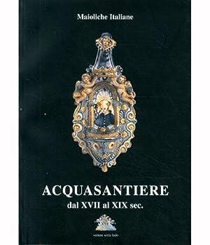 Acquasantiere dal XVII al XIX sec.: Bernasconi, Giorgio