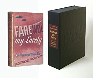 FAREWELL MY LOVELY. Collector's Clamshell Case Only: Chandler, Raymond