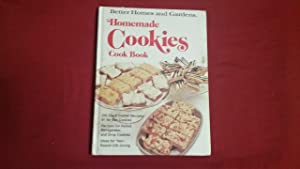 BETTER HOMES & GARDENS HOMEMADE COOKIES: Better Homes and