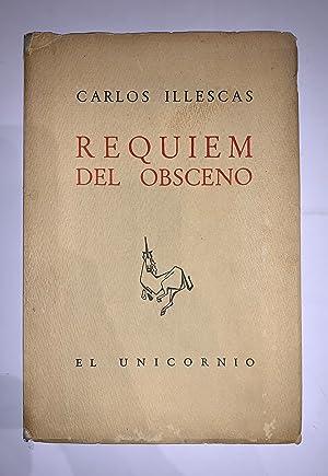 Requiem Del Obsceno: Illescas, Carlos