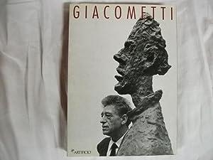 Alberto Giacometti Sculture - DIpinti - Disegni: Casimiro Di Crescenzo