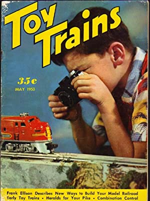 Seller image for Toy Trains: The Model Trainman's Magazine: Vol. 2, No. 7, May 1953 for sale by Clausen Books, RMABA