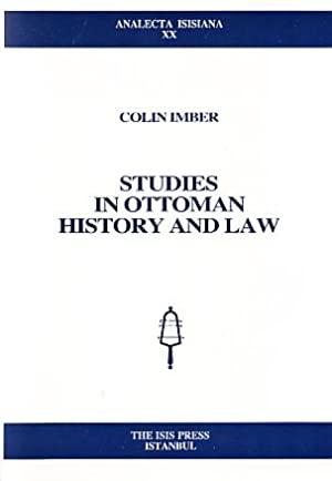 Studies in Ottoman history and law.
