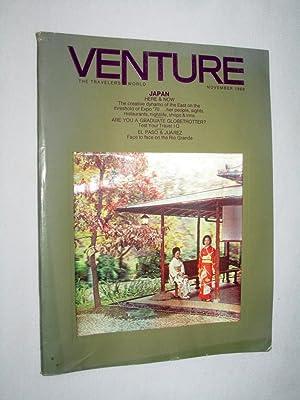Venture, The Traveler's World, November 1969, (