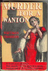 MURDER FOR A WANTON