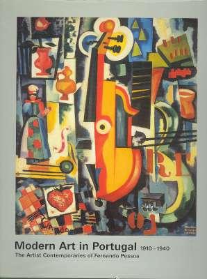 Modern art in Portugal : 1910-1940 : Serra, João B.